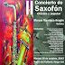 II CONCIERTO DE SAXOFON (16 oct)