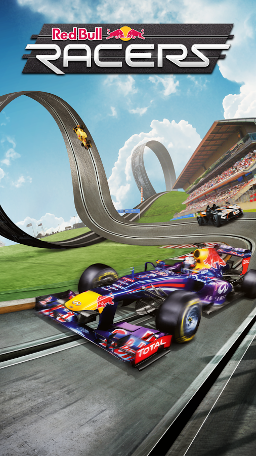 Red Bull Racers v1.02 [Mod Money]