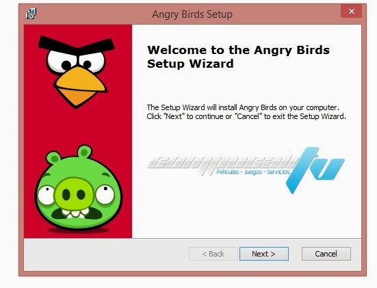 Angry Birds PC Full Español 3.3
