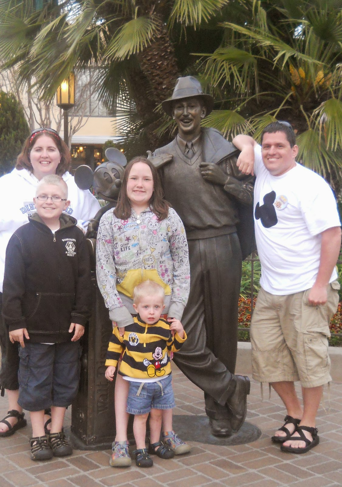 Iconic Disneyland Resort photo locations from LoveOurDisney.com
