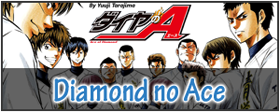 Diamond no ace by Terajima Yuji