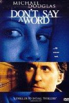 Хороший психологический триллер : Не говори ни слова