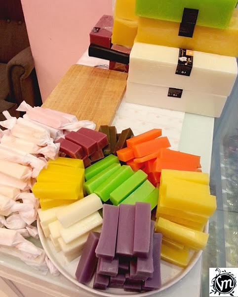 Organic Bar Soap skin care product