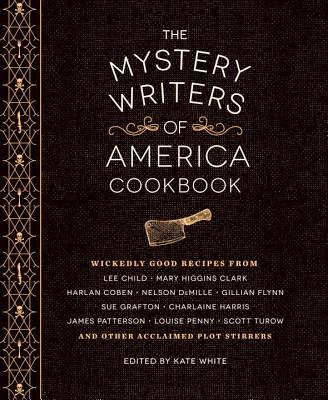 Mystery Writers of America Cookbook edited by Kate White
