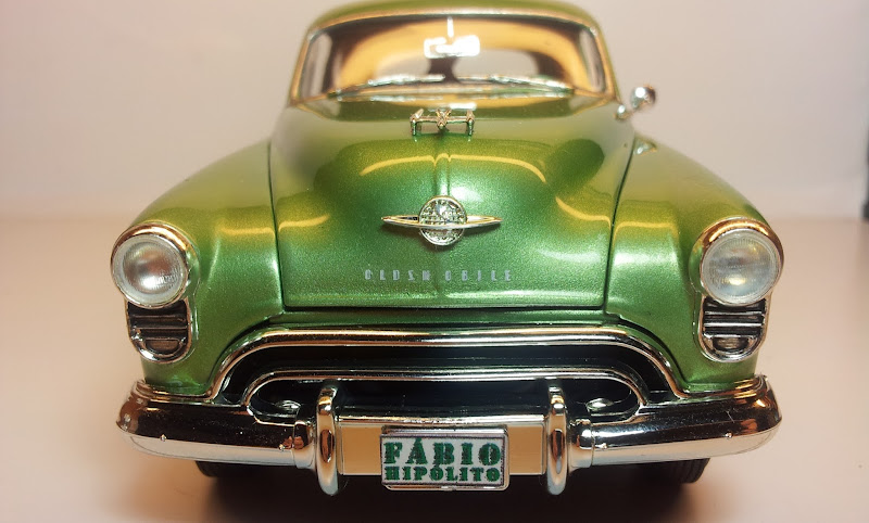 OldsMobile 1950 Coupe 20150705_163946