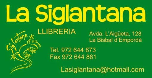 Llibreria La Siglantana - La Bisbal d'Empordà