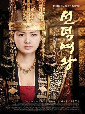 Song Đức Nữ Vương -  Queen Seon Deok