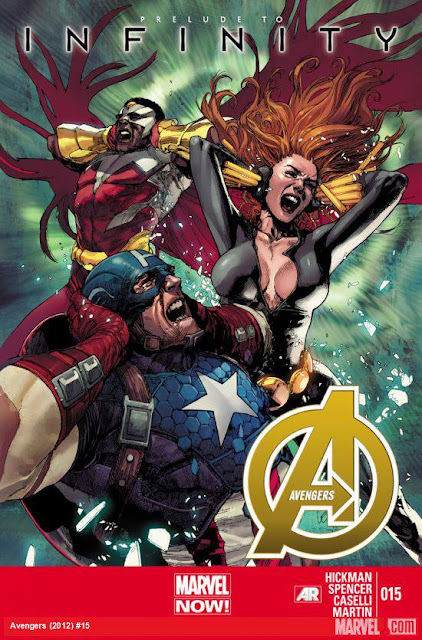 Avengers #15 (Marvel Now)