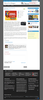 Thesis-Theme-For-Blogger-Postpage-Preview