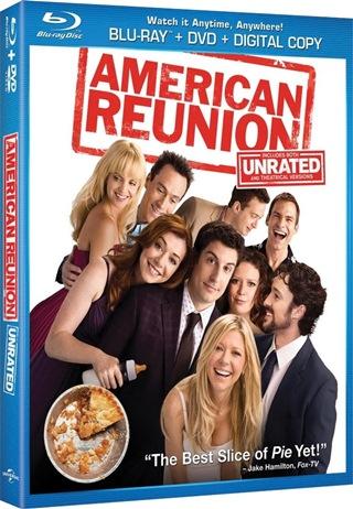 American Reunion 720p HD Español Latino Dual BRRip Descargar 2012