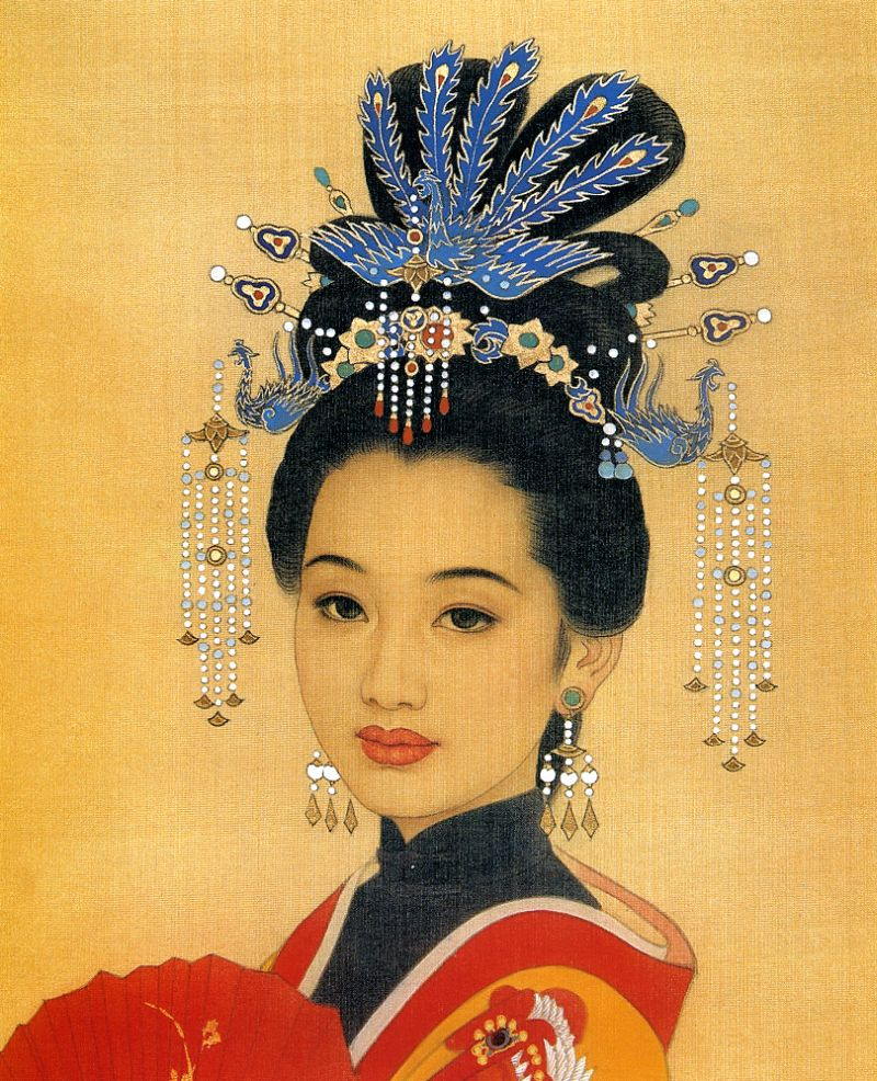 Zhao Guojing・ Wang Meifang On Pinterest Chinese Painting