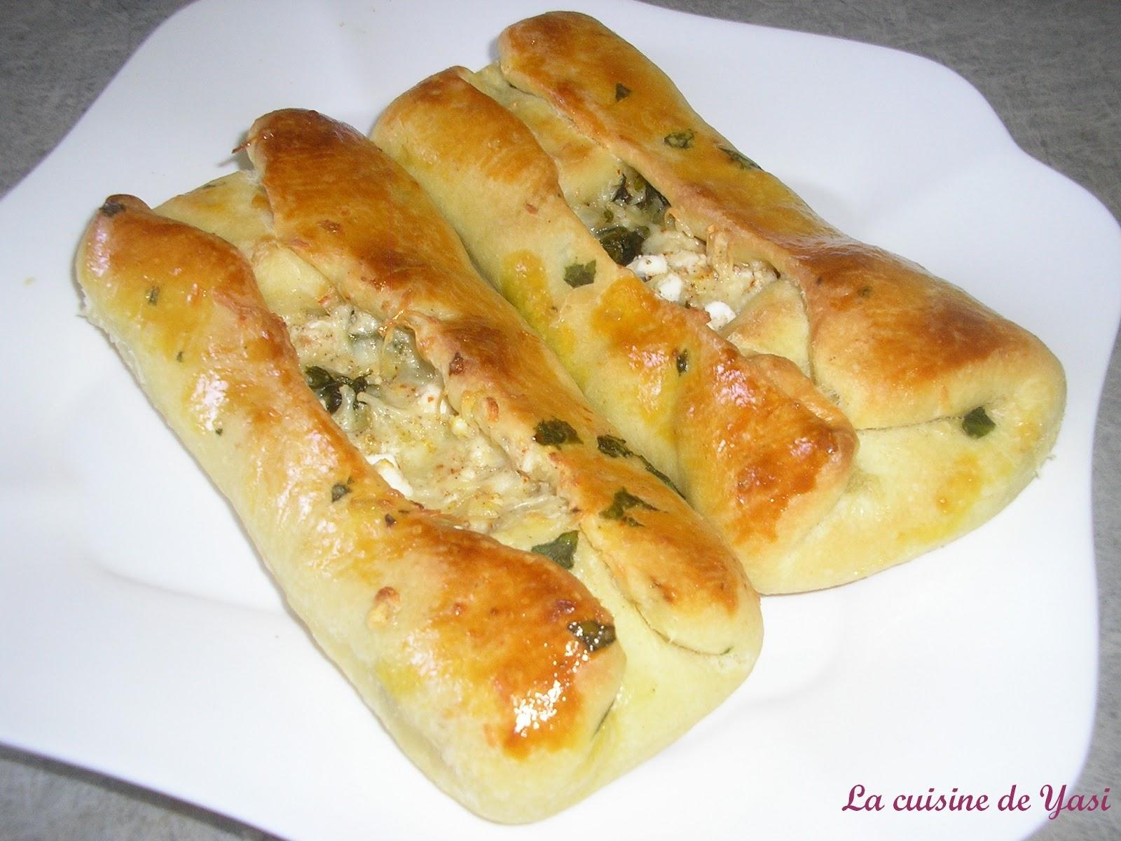 la cuisine de yasemin pide turc fourr 233 au fromage
