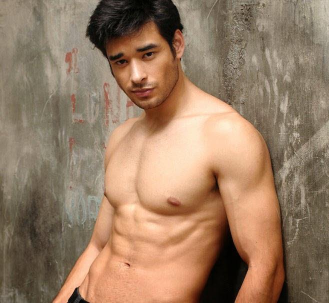 Mr. World Philippines 2014 is John Spainhour