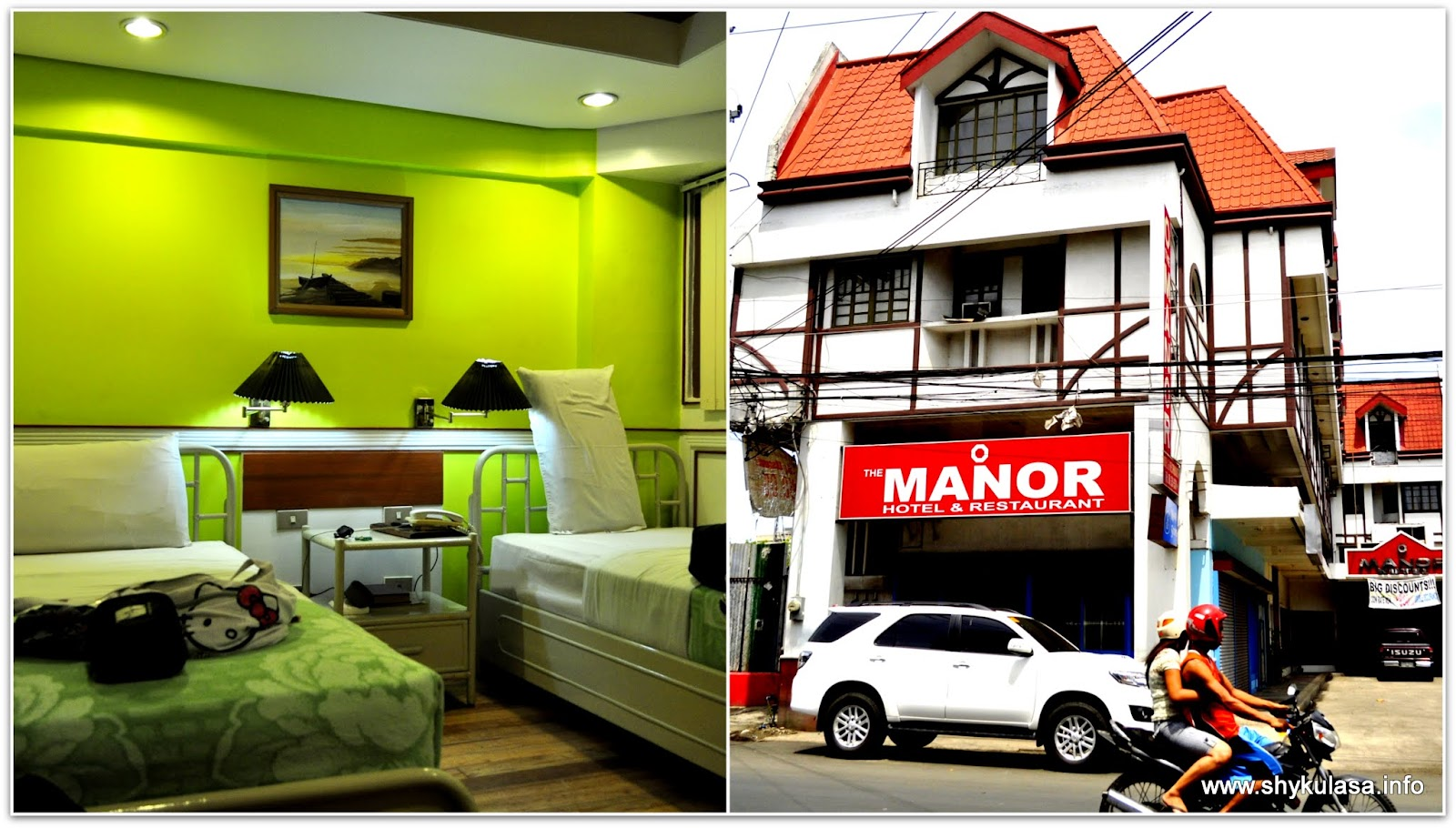 The Manor Hotel and Restaurant, Davao City