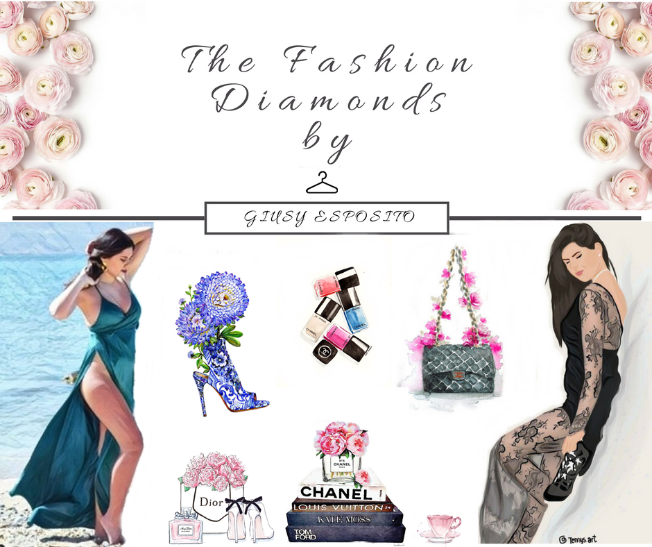The fashion Diamonds