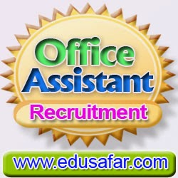 GSSSB Office Assistant Class 3 Recruitment 2014