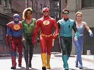 Justice League of America (1997 TV Film)