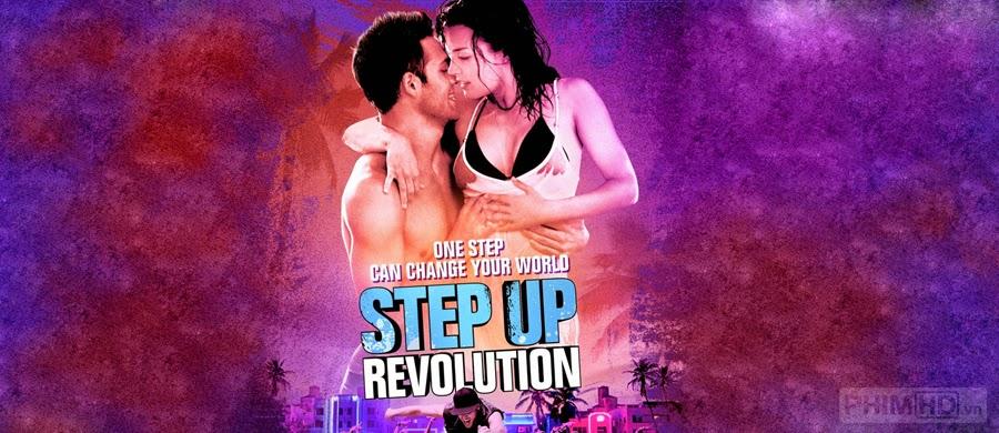 Phim Vũ Điệu Đường Phố 4 VietSub HD | Step Up Revolution 2012