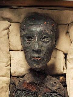 Wajah Sebenar Firaun Tutankhamun