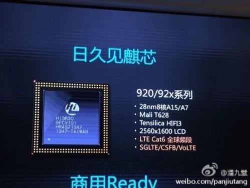 Svelato un nuovo chipset Octa-Core con architettura big.Little di Huawei: Kirin 920