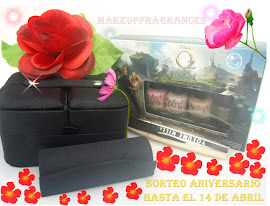 SORTEO EN MAKE UP FRAGANCES