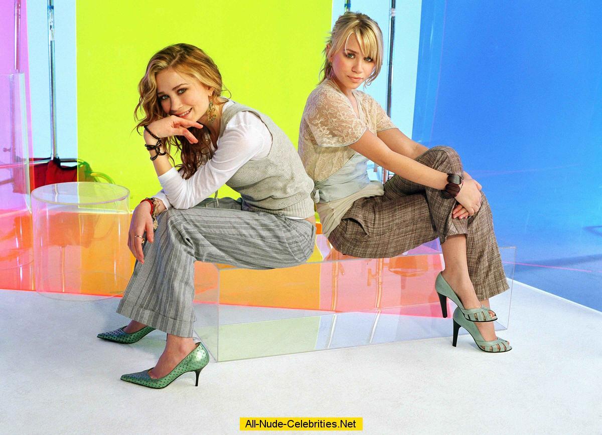 Olsen Twins Naked Pics