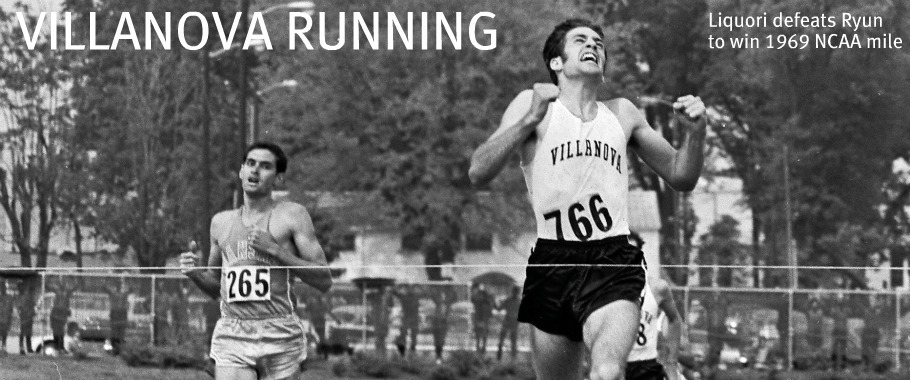 Villanova Running