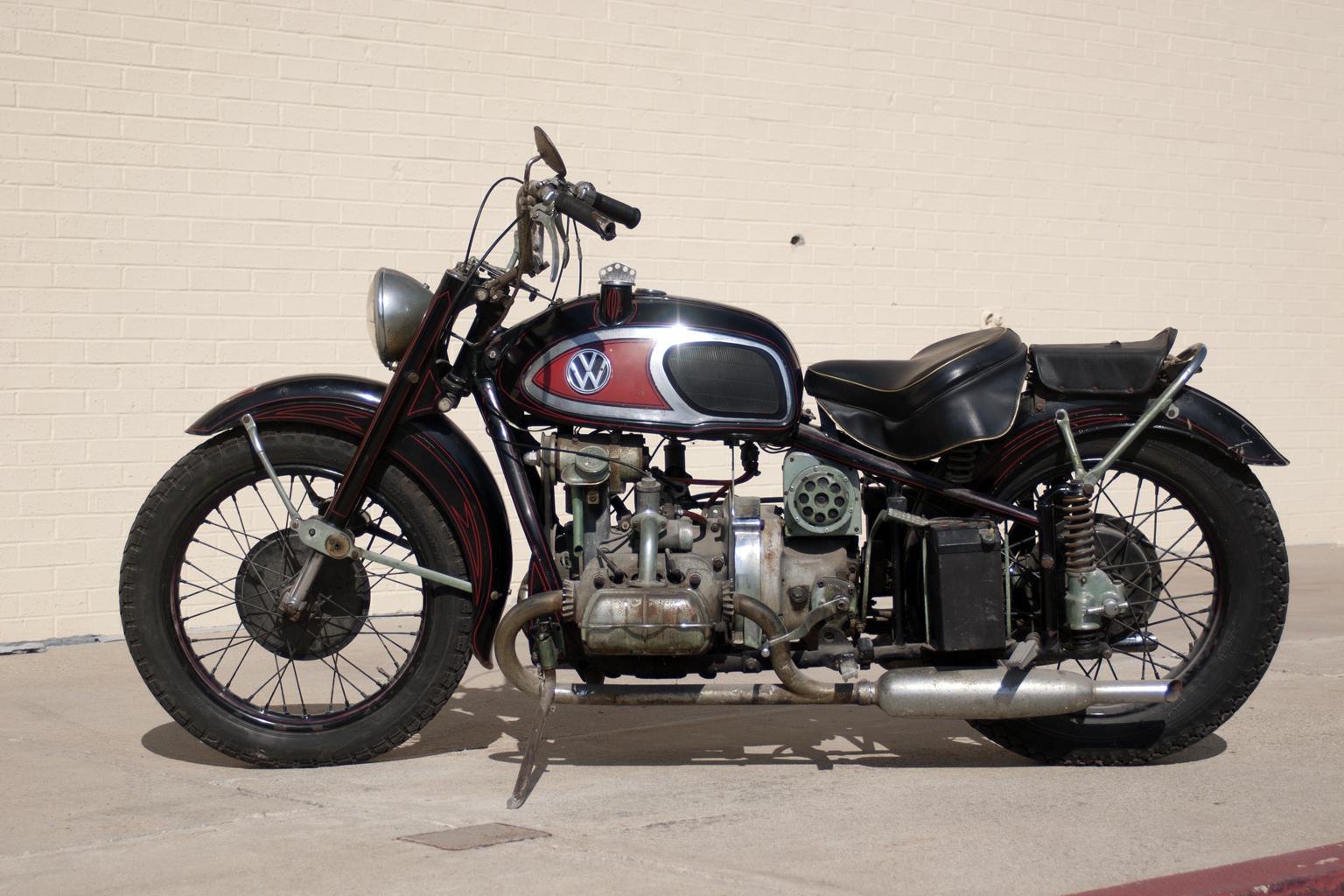 V Twin News Xavw Motorcycle Created By Von Dutch New At