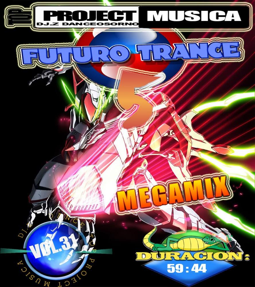 MEGAMIX - FUTURO TRANCE VOL.5