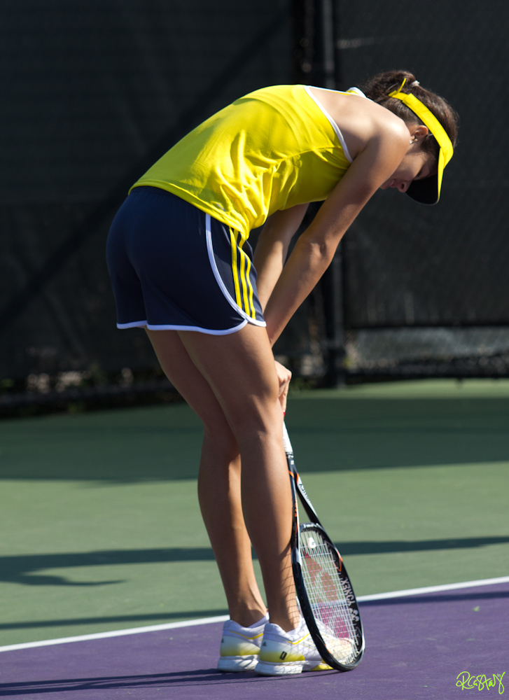 Ana Ivanovic fist pumping like only see can during her 1st