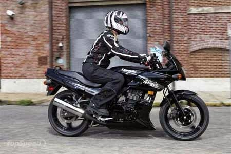 gambar Kawasaki Ninja 500