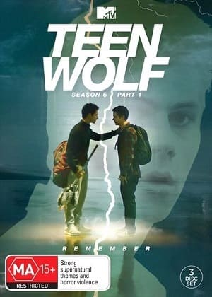 Série Teen Wolf - 6ª Temporada 2017 Torrent