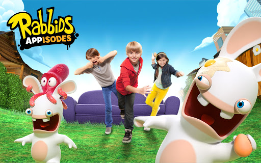 Rabbids Appisodes Apk + Data Android