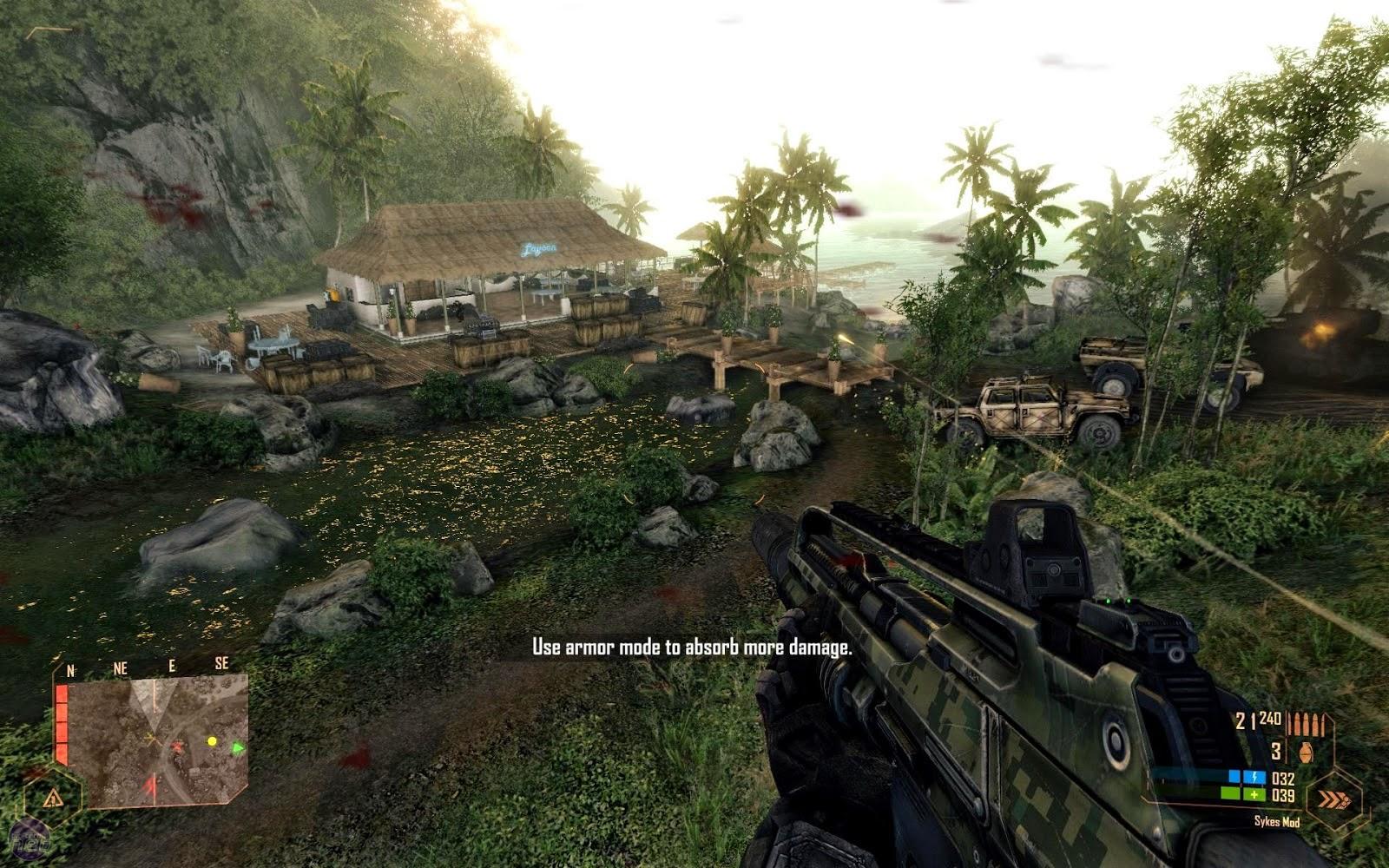 descargar Crysis 1 version completa en español mega, 4shared 1 link