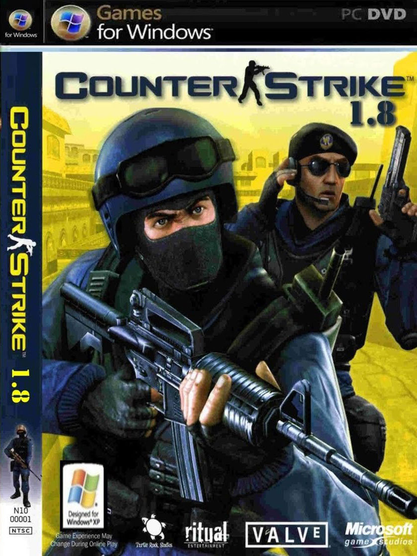 download counter strike 1.8 free full version for windows xp