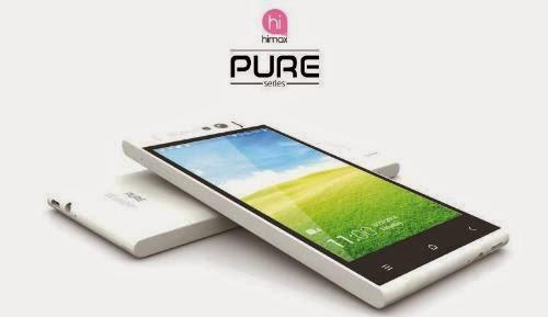 Review Himax Pure III, Smartphone Yang Ber-inti Octa. Dahsyat.