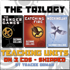 Hunger Games Trilogy Teaching Units