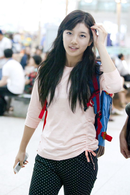 Bae Suzy Airport