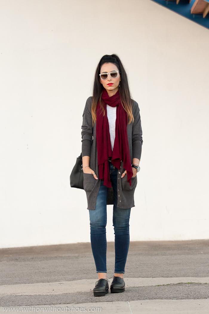 BLogger de moda belleza española con looks diario comodos bonitos faciles de copiar
