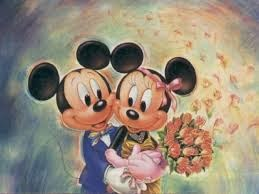 Imagenes de Mickey Mouse y Minnie, parte 1