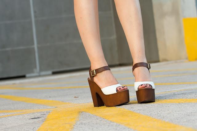 Sandalias de la Blogger de moda adicta a los zapatos withorwithoutshoes