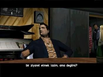 GTA Vice City Türkçe Yama Önizlemesi