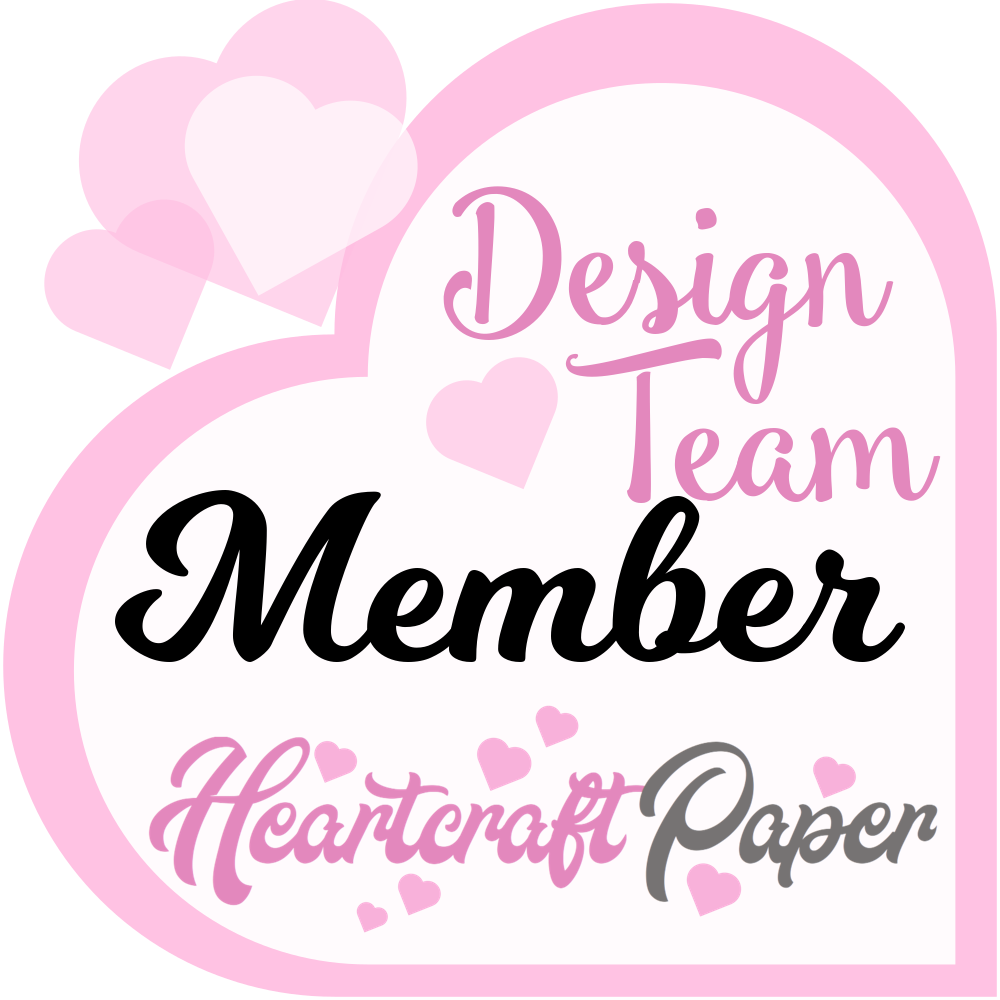 I Design For Heartcraft Paper