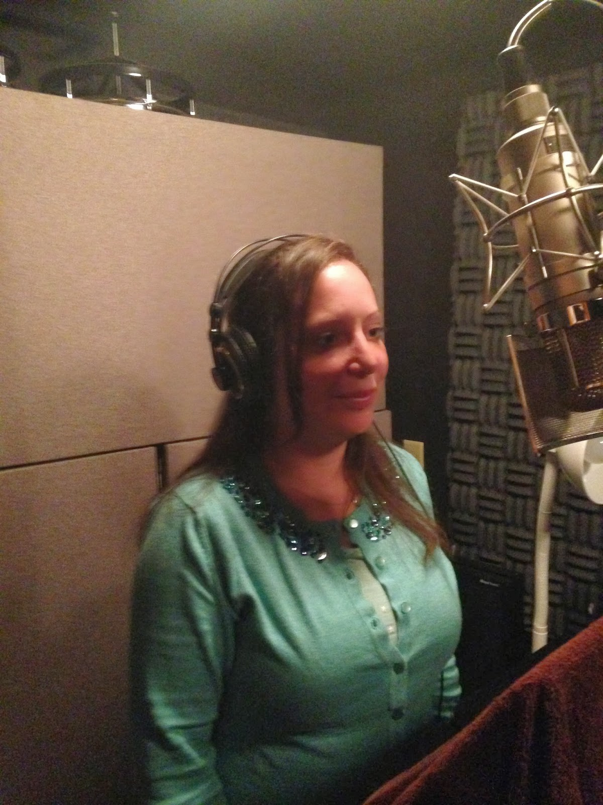 Rachel Seavey at Hypercussion Studios