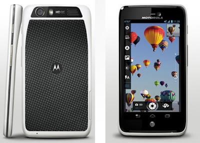 Motorola ATRIX HD / MB886 /  ATRIX 3 / Dinara