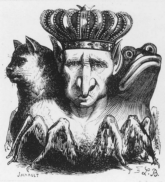 imagens dos setenta e dois demônios evocado pelo o rei salomão