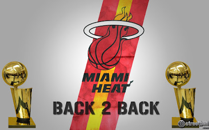 Miami Heat Back to Back Championship Wallpaper 2013 HD