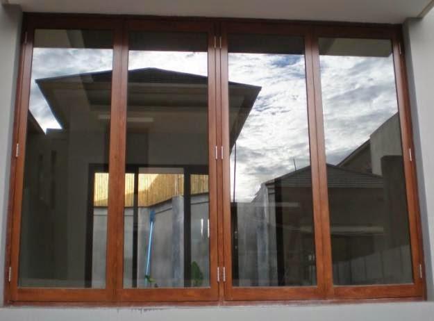 Foto Desain Jendela Rumah Minimalis Modern