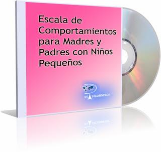 Escala de Comportamientos para Madres y Padres con Niños Pequeños-psicologia-software