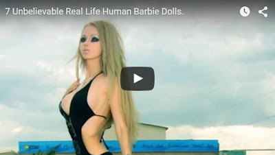 http://funchoice.org/video-collection/7-unbelievable-real-barbie-dolls